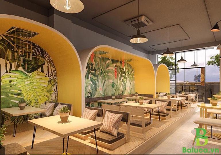 Setup quán cafe trọn gói| BALUCA.vn
