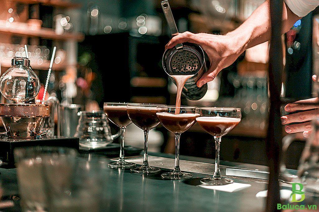 Học Bartender bao nhiêu tiền