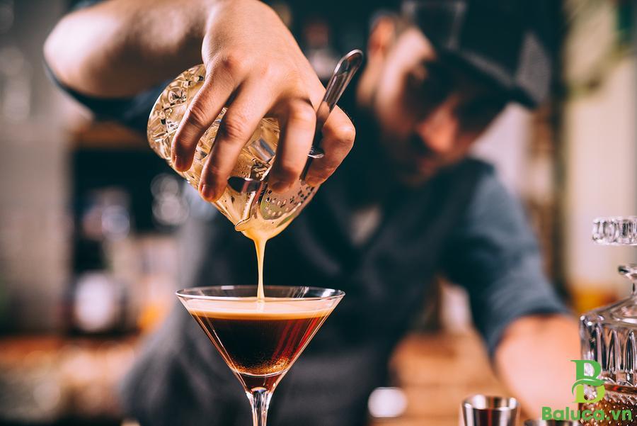 Học Bartender cơ bản