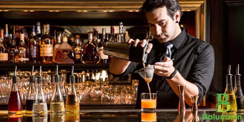 Học Bartender có khó không|baluca.vn