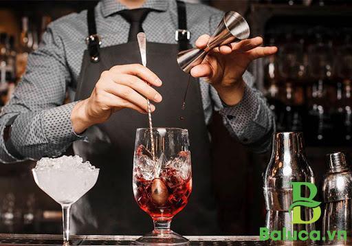 Học Bartender ở đâu tốt