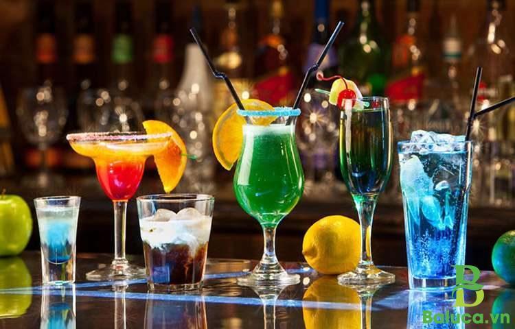 Học pha chế đồ uống