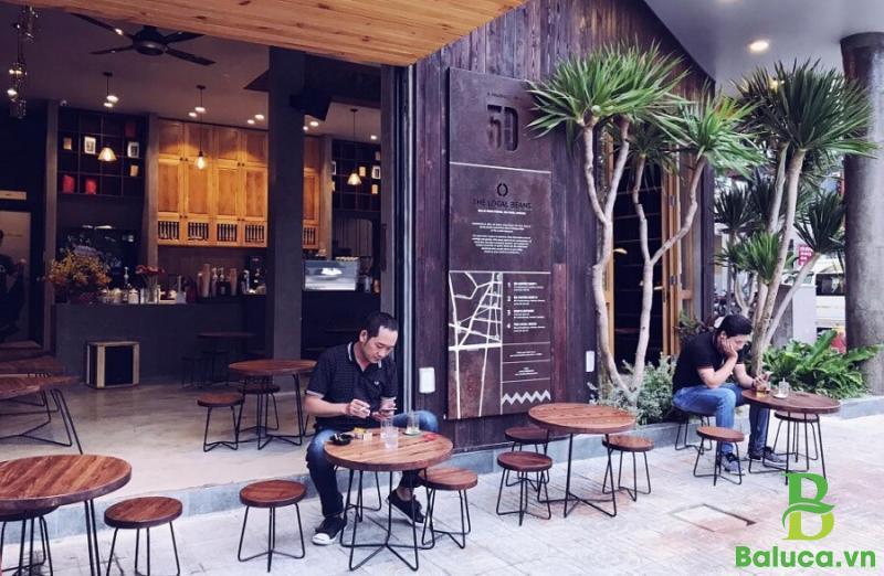Setup quán cafe cóc