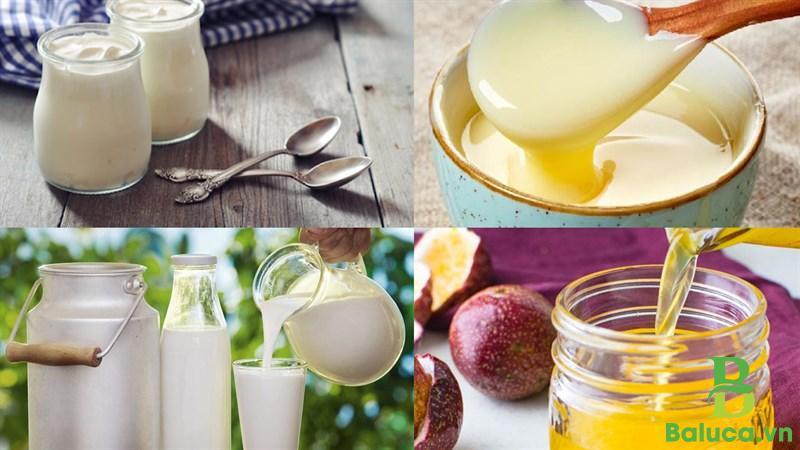 Cách làm sữa chua chanh dây