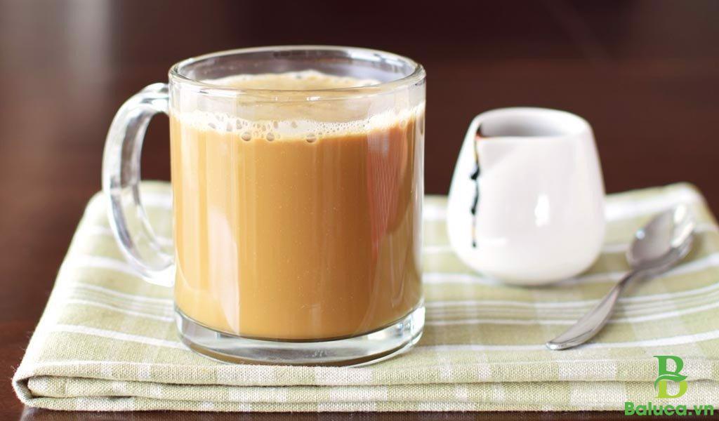 cách nấu trà sữa tại nhà